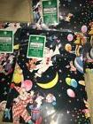 American Greetings HTF Kids Birthday Wrapping Paper Sealed C