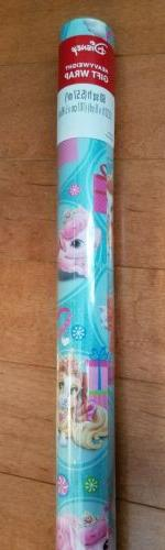 #CLST Wrapping Paper 60 Sq Ft NEW - Disney Palace Pets
