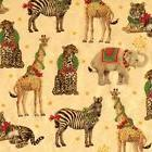 Gift Wrapping Paper, Wild Christmas