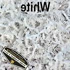 Mighty Gadget  1 LB White Crinkle Cut Paper Shred Filler for