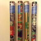 Star Wars Christmas Wrapping Paper Gift Wrap 20 sq ft Each R