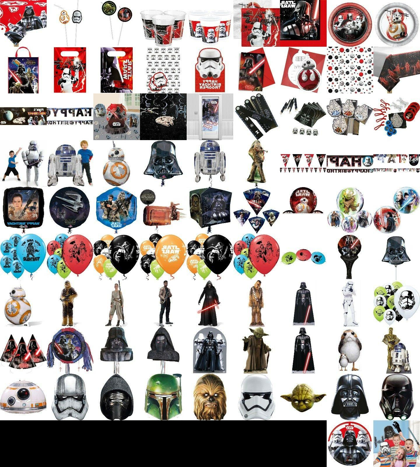 Star Wars / Jedi Birthday, Party, Decoration; Table Wear; Ch