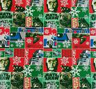 Star Wars Officially Licensed Wrapping Paper Roll - 40 Squar