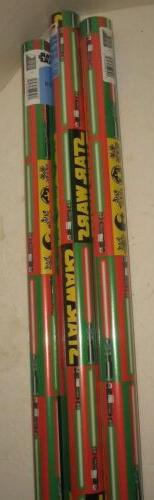 Star Wars Wrapping Paper Gift Wrap Random 3 Rolls Set Jedi