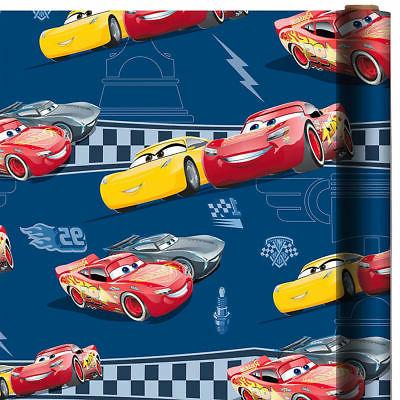 TOY STORY BUZZ WOODY WRAPPING PAPER ROLL GIFT WRAP ANY OCCAS