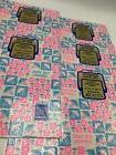 Vintage Baby Wedding Shower Gift Wrap Wrapping Paper NOS 5 L