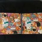 Vintage Kids Gift Wrap Paper Hallmark Peanuts 2 Packages USA