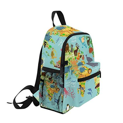 Age With Backpack, Rucksack for Boy