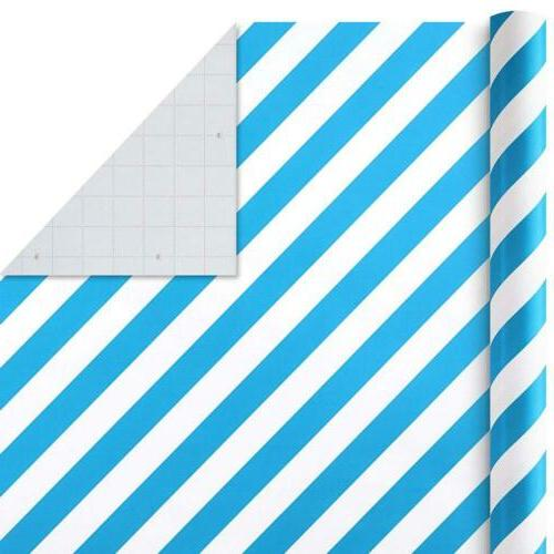Hallmark Wrapping Paper Bundle Lines Dots