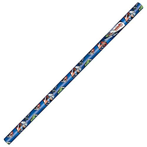 avengers wrapping paper x