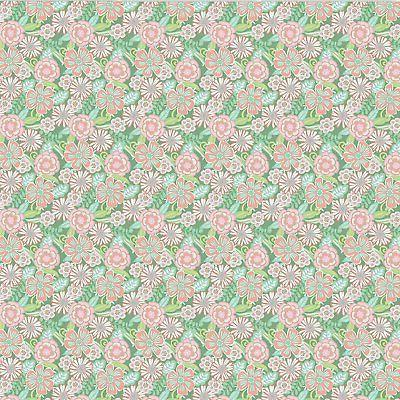 B-THERE Floral Wrapping Paper Occasions, Birthday...