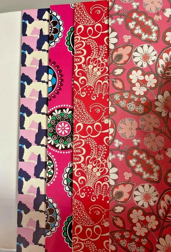 Vera Bradley~Baby Book~20 Assorted Tags~NEW