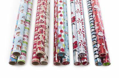 Brand Reversible Wrapping Paper