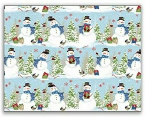 Bundle Gift Paper - Holiday 240 Sq