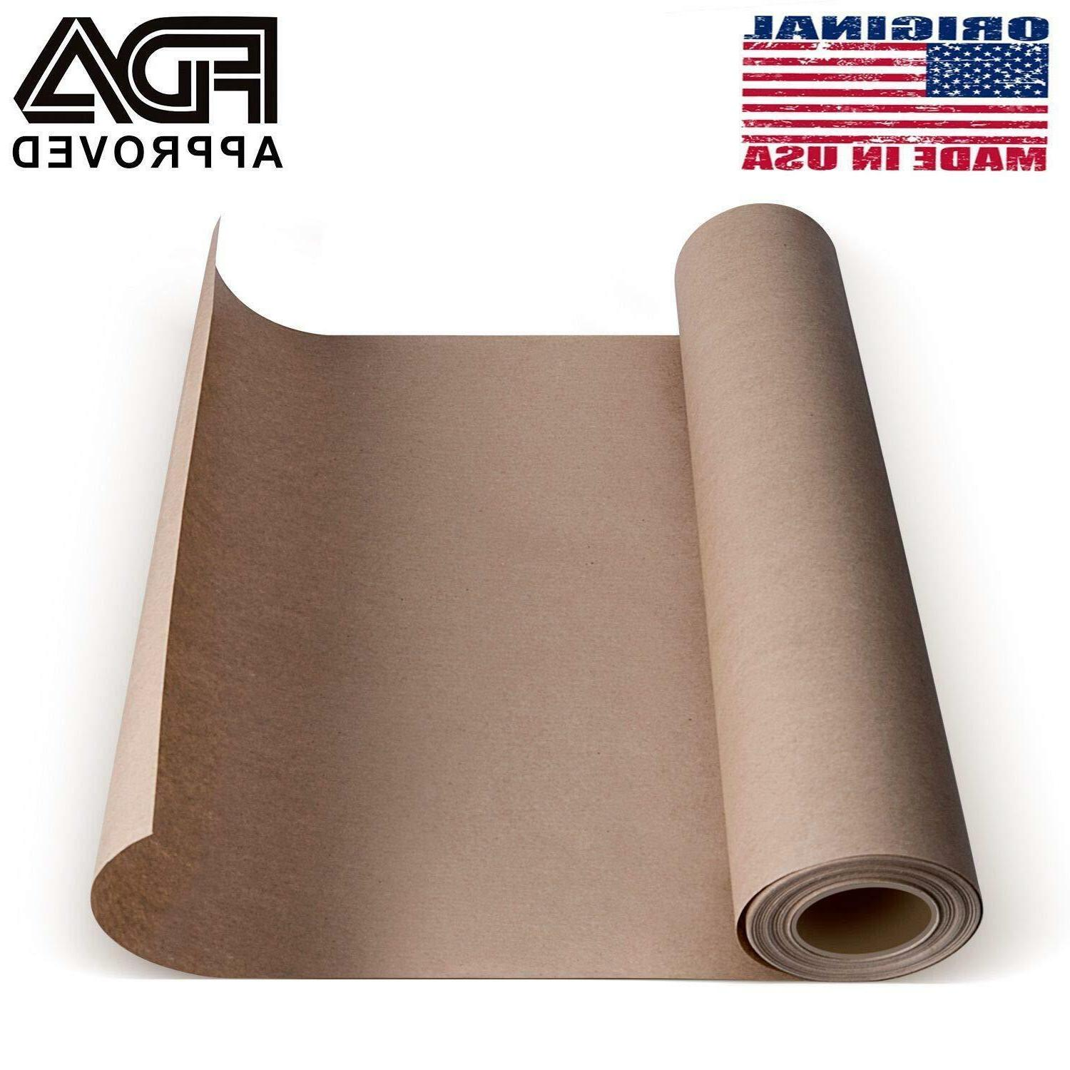 Butcher Kraft Paper Roll 18 x 175 Wrapping Paper Food BBQ Me