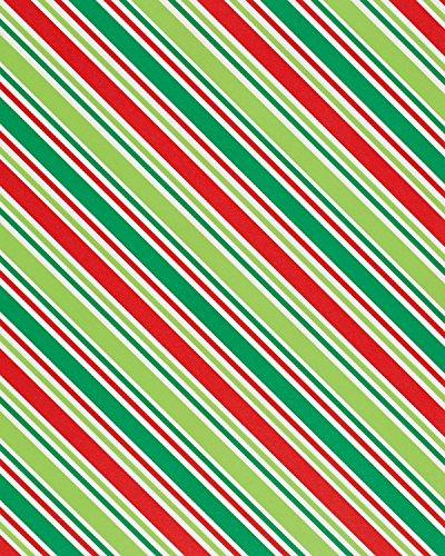American Greetings Paper, Colorful Stripes, & 3-Roll