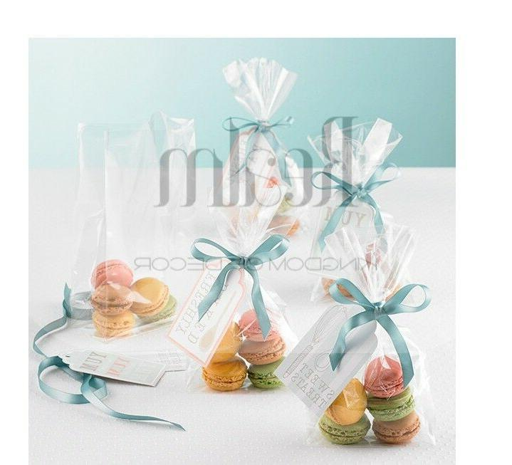 Clear Through Cellophane Wrapping Paper