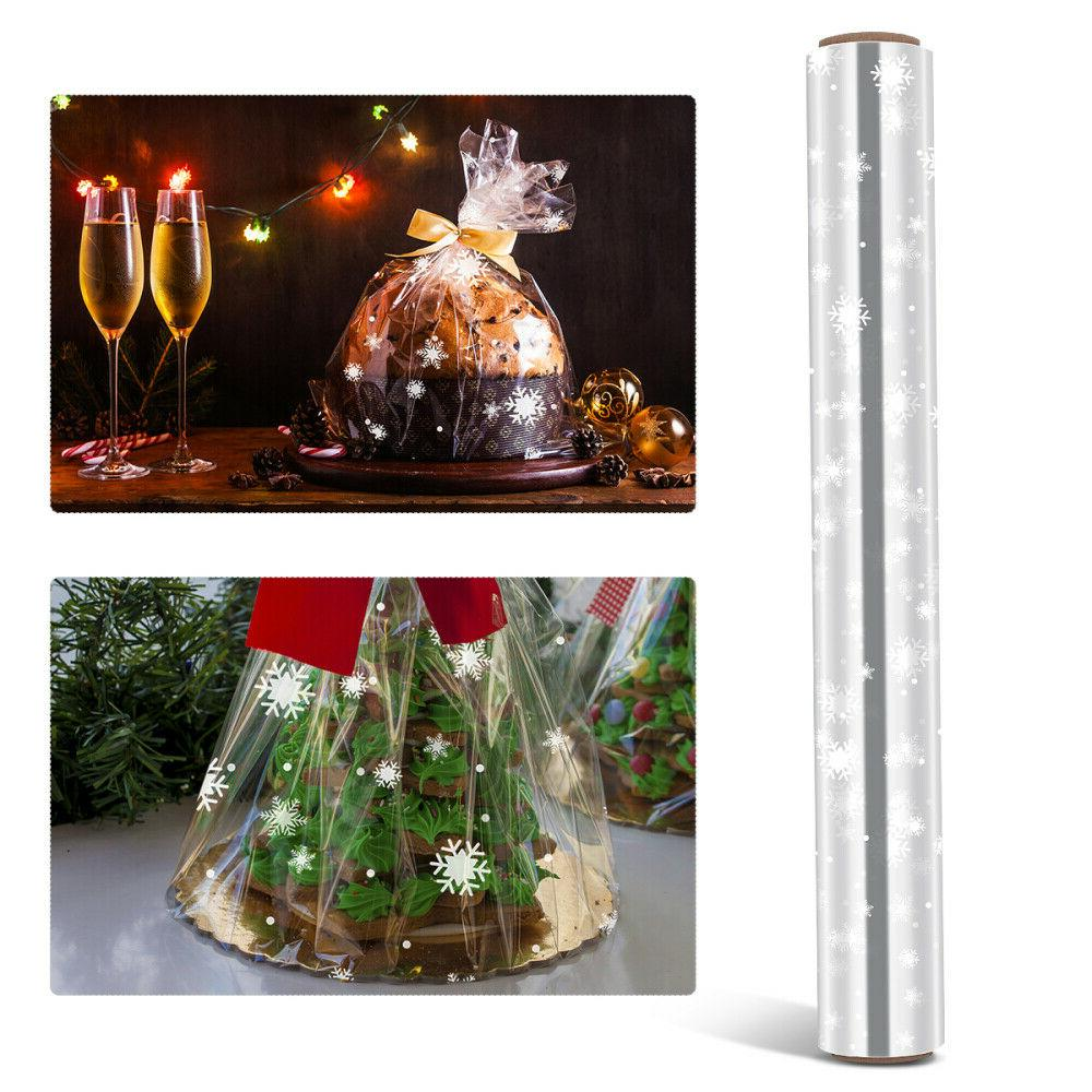 Clear Gift Paper Wedding Hampers