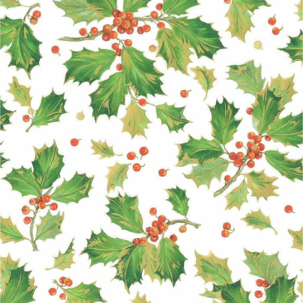 continuous gift wrapping paper