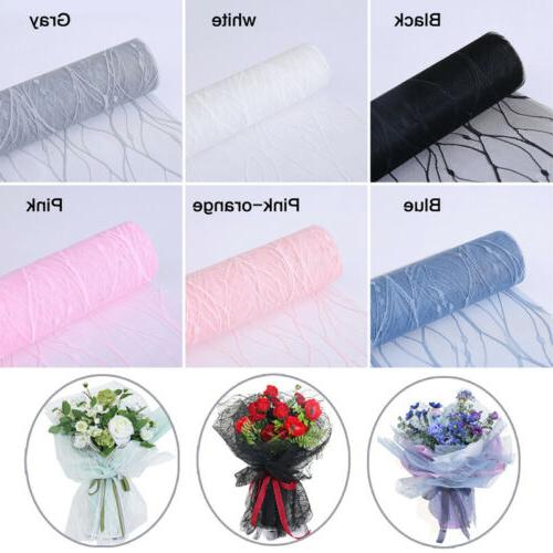 Craft Paper Flower Mesh Wedding