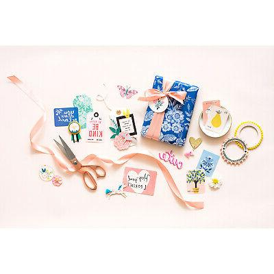 American Crafts Crate Paper Willow Lane Gift Paper Tags - 24-Piece