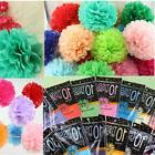 10pcs Origami Tissue Paper Flower Wrapping Paper Gift Packag