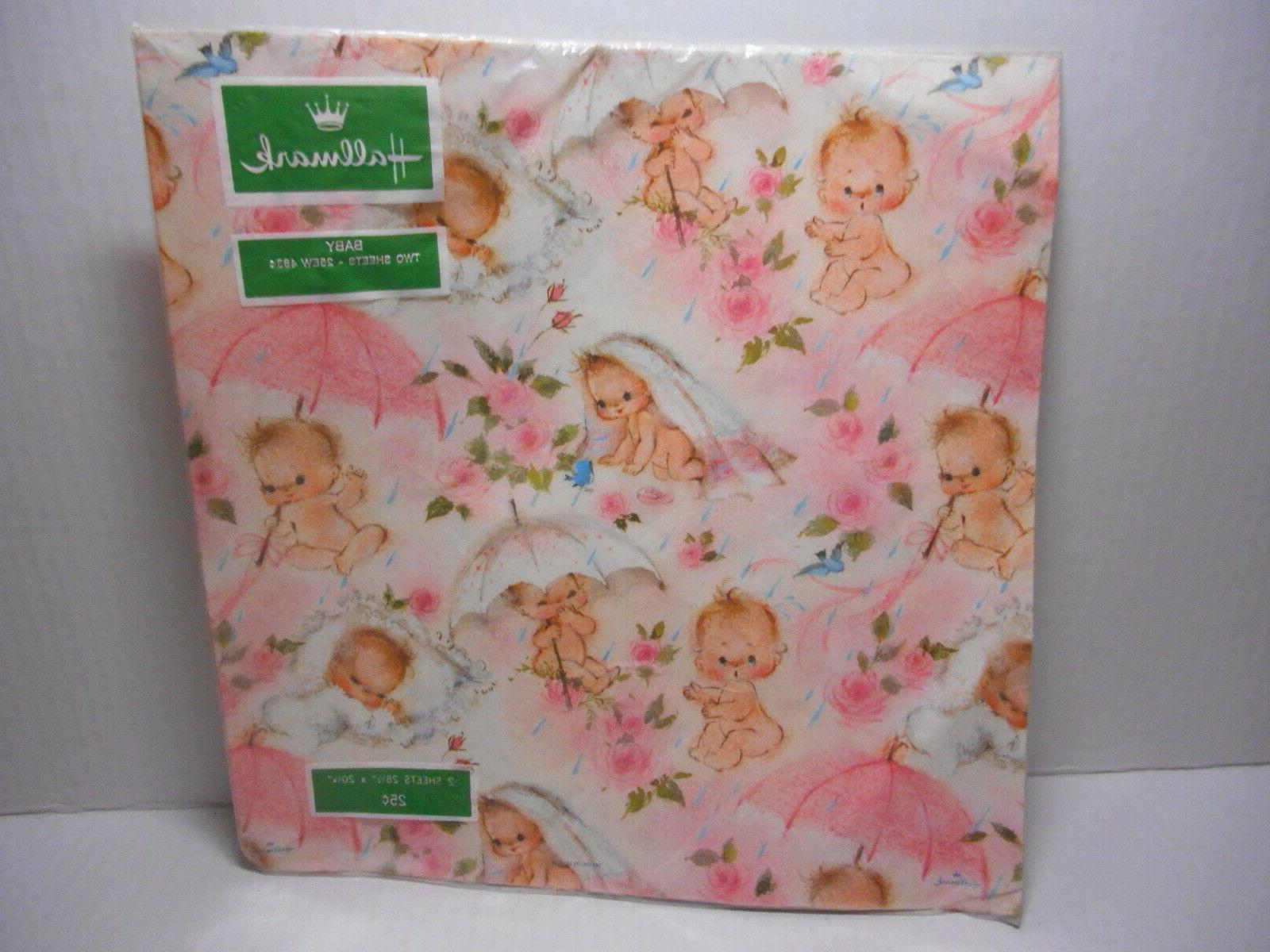 hallmark cards vtg early mary hamilton gift