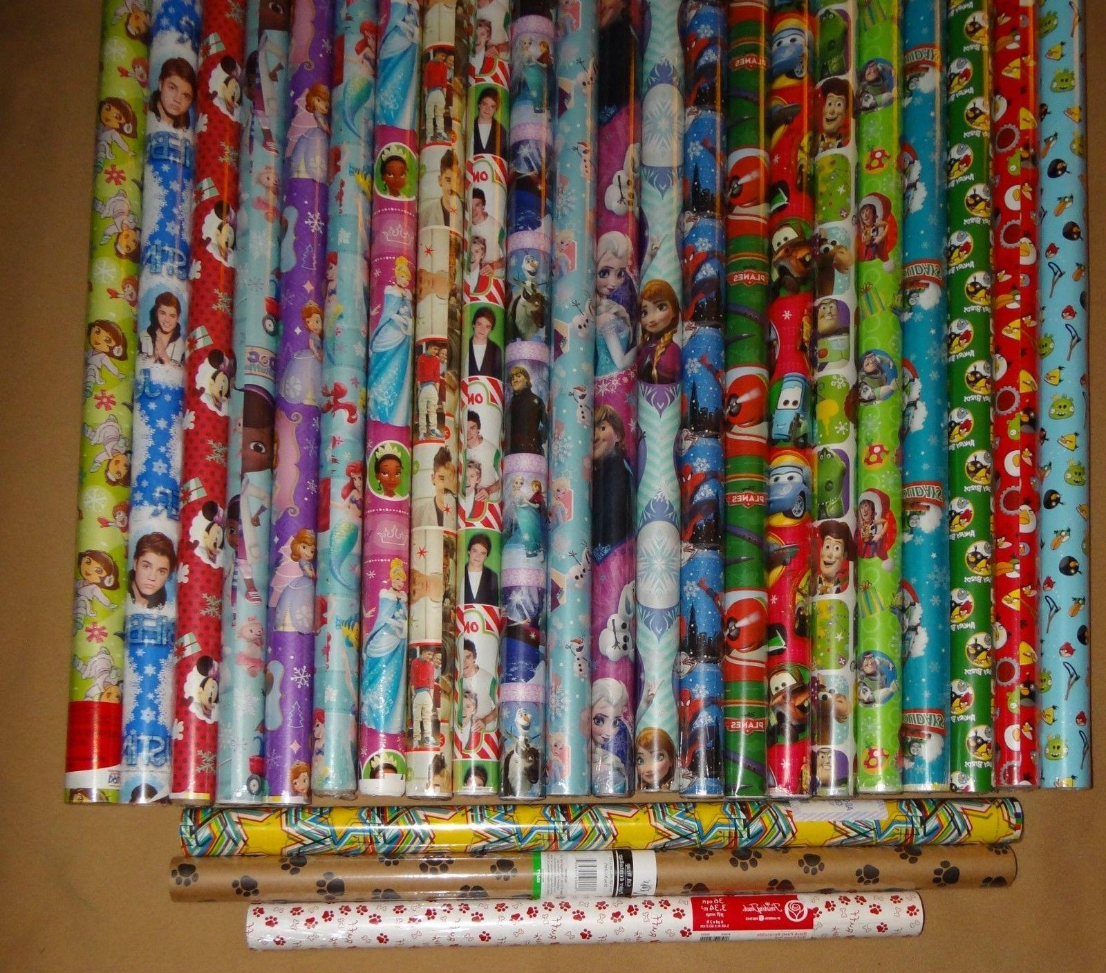 HARD TO FIND GIFT WRAP WRAPPING