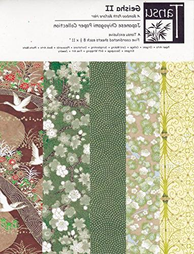 japanese chiyogami papers
