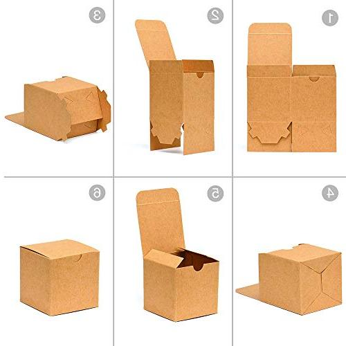 MESHA Boxes x 5 3.5 Boxes with Gifts, Boxes
