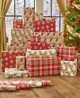 Kraft Holiday Christmas Gift Wrap Wrapping Paper 100 sq ft R