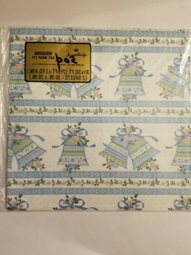 Lot 7 BIRTHDAY WEDDING Flat Wrap Paper