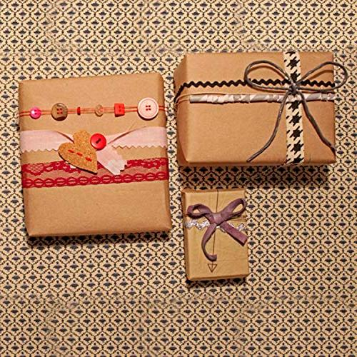 """Made in Kraft 17.75"""" x Craft, Postal, Floor Dunnage, Table Runner Recycled Material"""