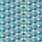 MERMAID WISHES ROLL OF GIFT WRAP ~ Birthday Party Supplies D