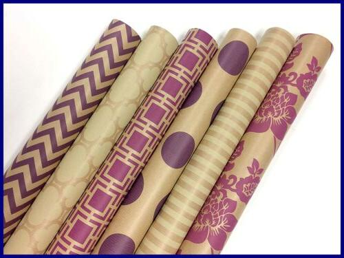 Note Cafe Kraft Paper 6 Pack 30 X