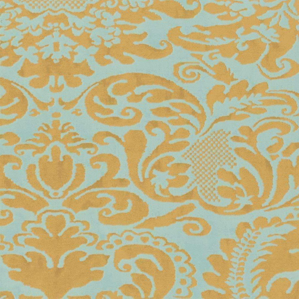 palazzo gift wrapping paper in turquoise 30