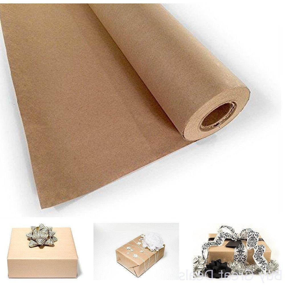 Paper Jumbo Roll 30 x 1200In 100ft Wrap Tape Packaging Mater