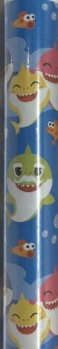Ping Baby Shark Wrapping 70 Ft Large Roll Free Shipping