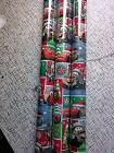 DISNEY Pixar Cars GIFT WRAP WRAPPING PAPER ROLL CHRISTMAS 60