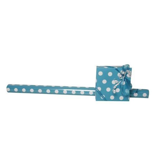 polka dot wrapping