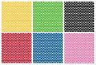 """Polka Dots Gift WRAP Rolls - 30"""" x 5' Wrapping Paper/Spots/B"""