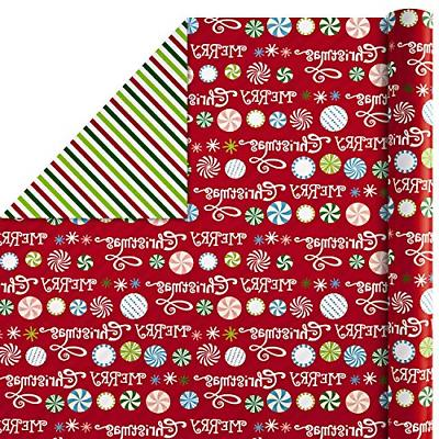 Paper Bundle, Santa and Trees of 4,