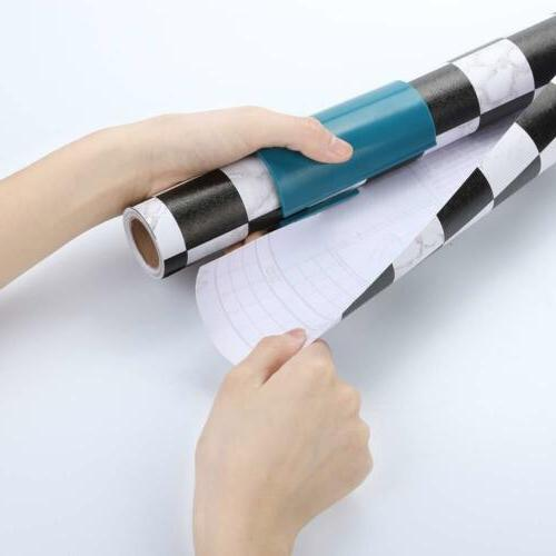 Sliding Paper Christmas Roll Tools