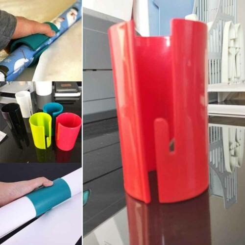 sliding wrapping paper cutter roll cutting arts