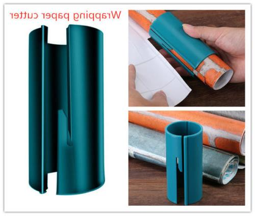 sliding wrapping paper cutter trimmer craft seconds