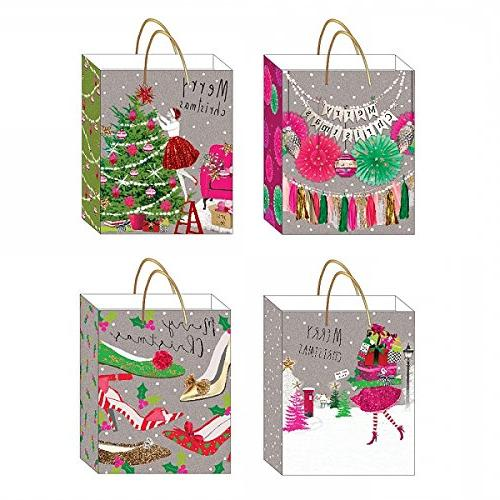 stamp gift bags