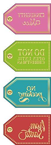 Kraft Tags for Gift Wrapping and Labeling  32 Tags
