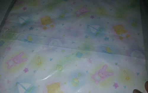 Vintage Hallmark Wrapping Baby