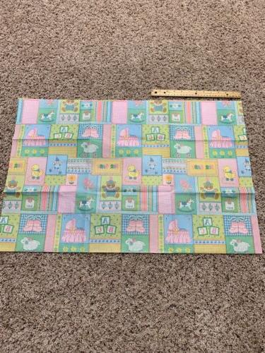 Vintage Baby Gift Wrapping Paper Graphics!