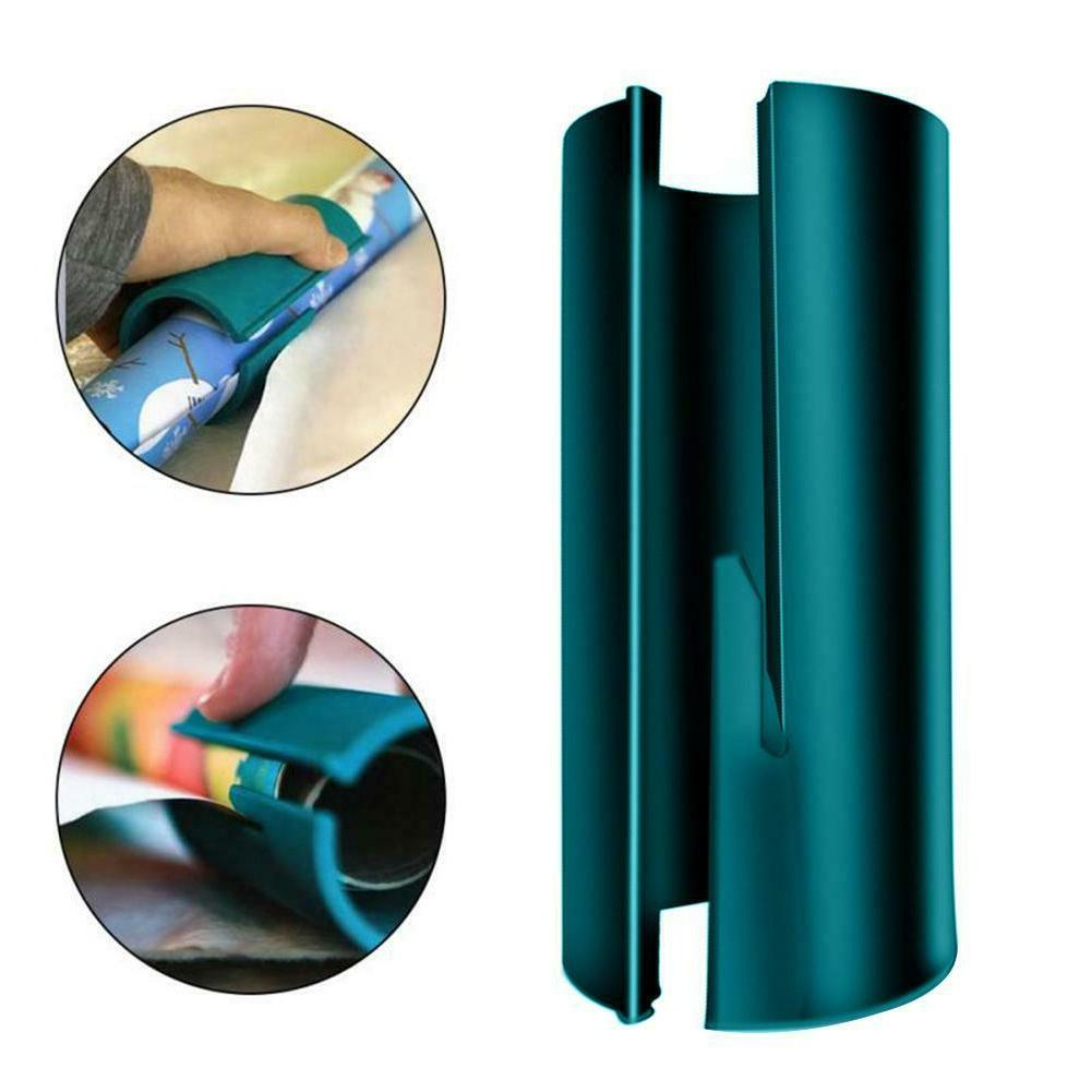 Sliding Wrapping Cutter Christmas Wrap Paper